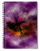 Damaged But Not Broken Spiral Notebook