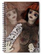 Do Not Hurt Me Spiral Notebook