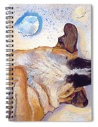 Dog Dreams Spiral Notebook