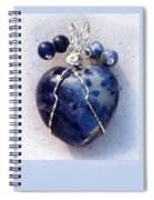 Don't Be Blue Spiral Notebook