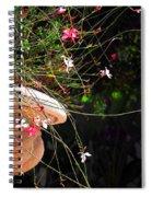 Filigree-iii Spiral Notebook