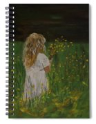 Flowers For You Spiral Notebook