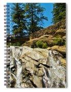 Helen Hunt Falls Spiral Notebook