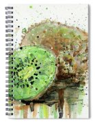 Kiwi 1 Spiral Notebook