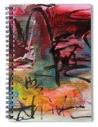 Landscape Sketch27 Spiral Notebook