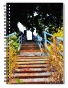 Manayunk Steps Spiral Notebook