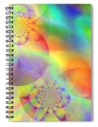 Mind Over Matter Spiral Notebook