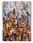 People In People Spiral Notebook