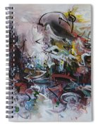 Seascape206 Spiral Notebook