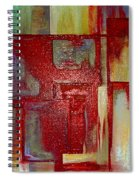 Sections Revisited Spiral Notebook