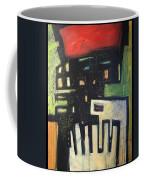 D Flat Coffee Mug