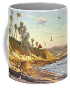 Heisler Park Rockpile At Twilight Coffee Mug