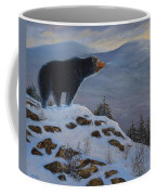 Last Look Black Bear Coffee Mug