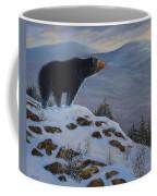 Last Look Black Bear Coffee Mug
