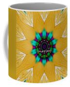 Love And Peace Art Coffee Mug