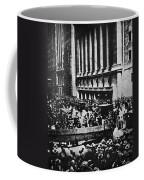 Wall Street Crash 1929 Coffee Mug