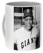 Willie Mays (1931- ) Coffee Mug by Granger