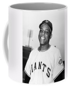 Willie Mays (1931- ) Coffee Mug by Granger