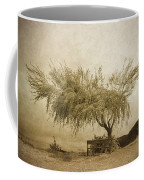 A Sky The Colour Of Memory Coffee Mug
