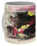 Abstract Twilight Landscape71 Coffee Mug