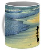 Beach Biker Coffee Mug