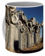 Carhenge In The Afternoon Coffee Mug