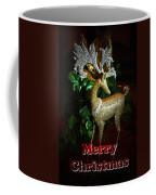 Christmas Card Coffee Mug by Chris Brannen
