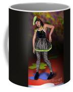 Courtney 1 Coffee Mug by Reggie Duffie