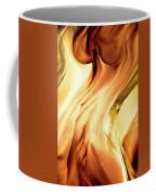 Curves Coffee Mug by Linda Sannuti