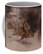 Example Of First Underwater Photography Coffee Mug by W. H. Longley And Charles Martin
