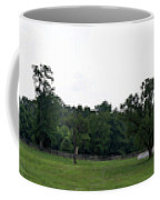 Historic Appomattox Panorama  Coffee Mug by Teresa Mucha