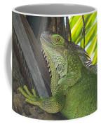 Iguana Puerto Rico Coffee Mug