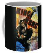 King Kong Poster, 1933 Coffee Mug by Granger