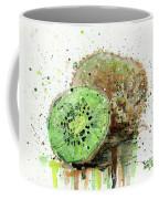 Kiwi 1 Coffee Mug