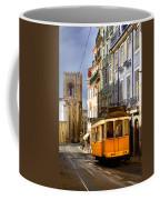 Lisbon Tram Coffee Mug