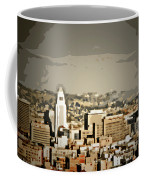 Los Angeles City Hall Coffee Mug