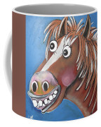 Mr Horse Coffee Mug