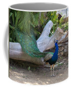 Mr. Sapphire On Alert Coffee Mug