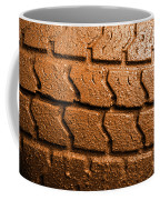 Muddy Tire Coffee Mug