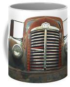 Old International Gravel Truck Coffee Mug by Randy Harris