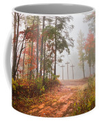 One Way Coffee Mug by Debra and Dave Vanderlaan