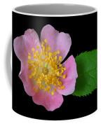 Prim On Black Coffee Mug