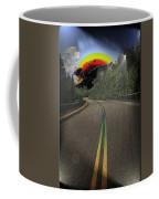 Road To Darkness Coffee Mug