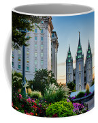 Slc Temple Js Building Coffee Mug