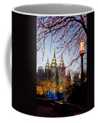 Slc Temple Lights Lamp Coffee Mug