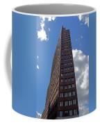 The Kollhoff-tower ...  Coffee Mug by Juergen Weiss