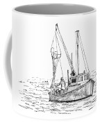 The Vessel Little Jim Coffee Mug
