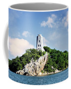Tucker Tower 2 Coffee Mug by Lana Trussell