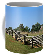 View Of Clover Hill Tavern Appomattox Court House Virginia Coffee Mug by Teresa Mucha