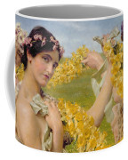 When Flowers Return Coffee Mug